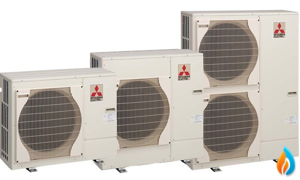Air source heat pumps ch systems commercial hydronic - Most efficient heating system ...