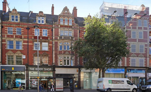 139 Kensington High Street